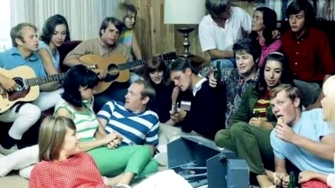 retro the beach boys party 1965 rebeat magazine