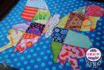 Sew Scrappy Sampler ~ Block 3