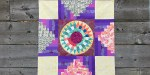 Cabin Fever Block of the Month Quilt #1