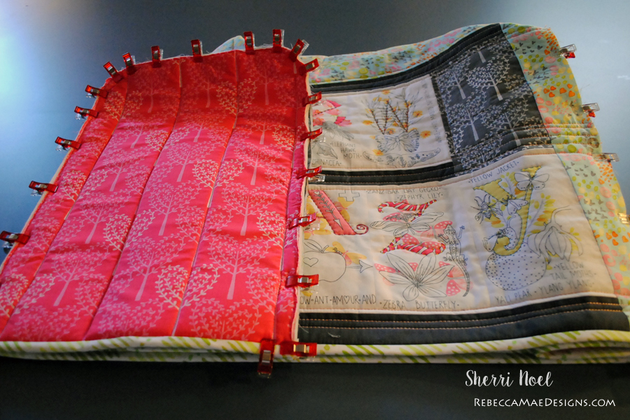 sewing machine cover tutorial