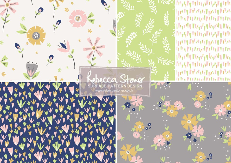 Collage Collection  by Rebecca Stoner