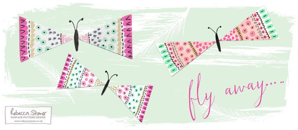 Fly Away by Rebecca Stoner