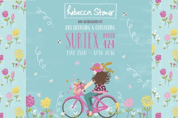 Surtex & Representation by Rebecca Stoner