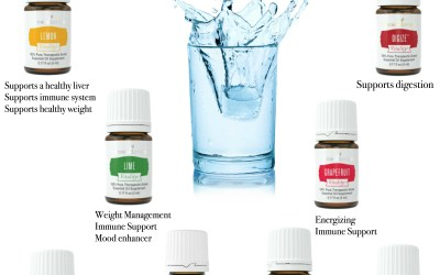 Water Wellness with Essential Oils
