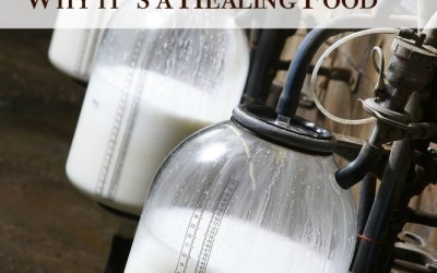 Raw Milk Reality | Why Raw Milk is a Healing Food