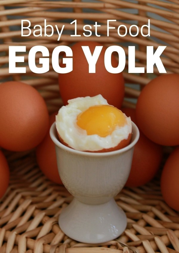 Egg yolks from free range pastured chickens contain fatty acids that will help support brain and nervous system development. They are, ultimately, the best first food for baby. Find out why.