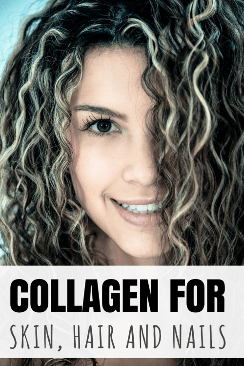 Medium Of Collagen For Hair