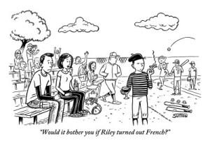 Ward Sullivan in the New Yorker