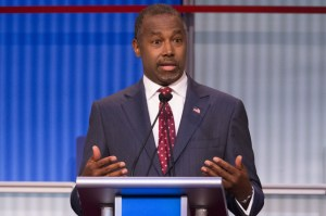 Ben Carson proposes a 10% flat tax. I'm guessing his source is the Bible.