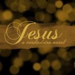 Recado Facebook Jesus o verdadeiro natal