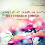 Recado Facebook Revista-se de amor!