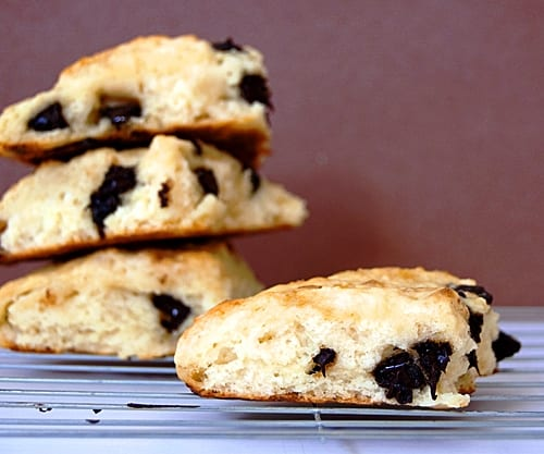 Ricotta-Chocolate-Chips-Scones
