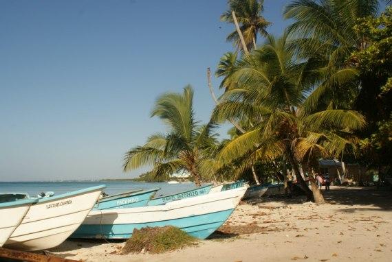 Plage de Bayahibe - République Dominicaine - © par Fanny GRW - Recettes d'ici et d'ailleurs