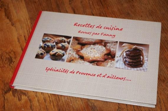 Mon livre de recettes - Cuisine maison © par Fanny GRW - Recettes d'ici et d'ailleurs