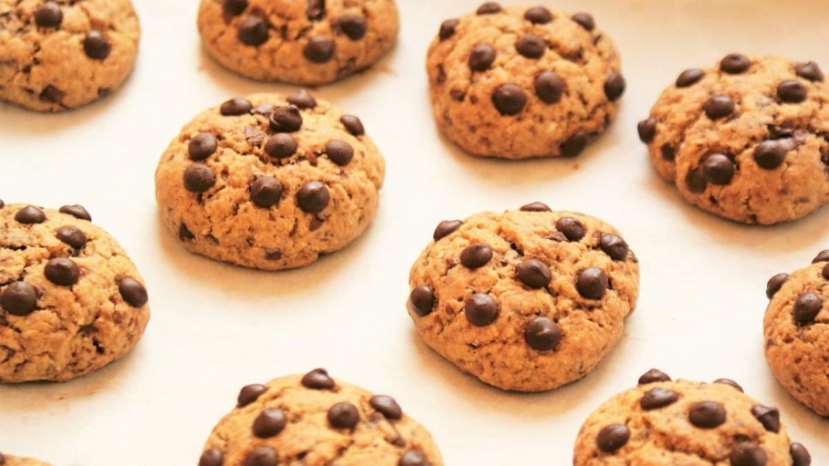 Cookies moelleux au chocolat noir