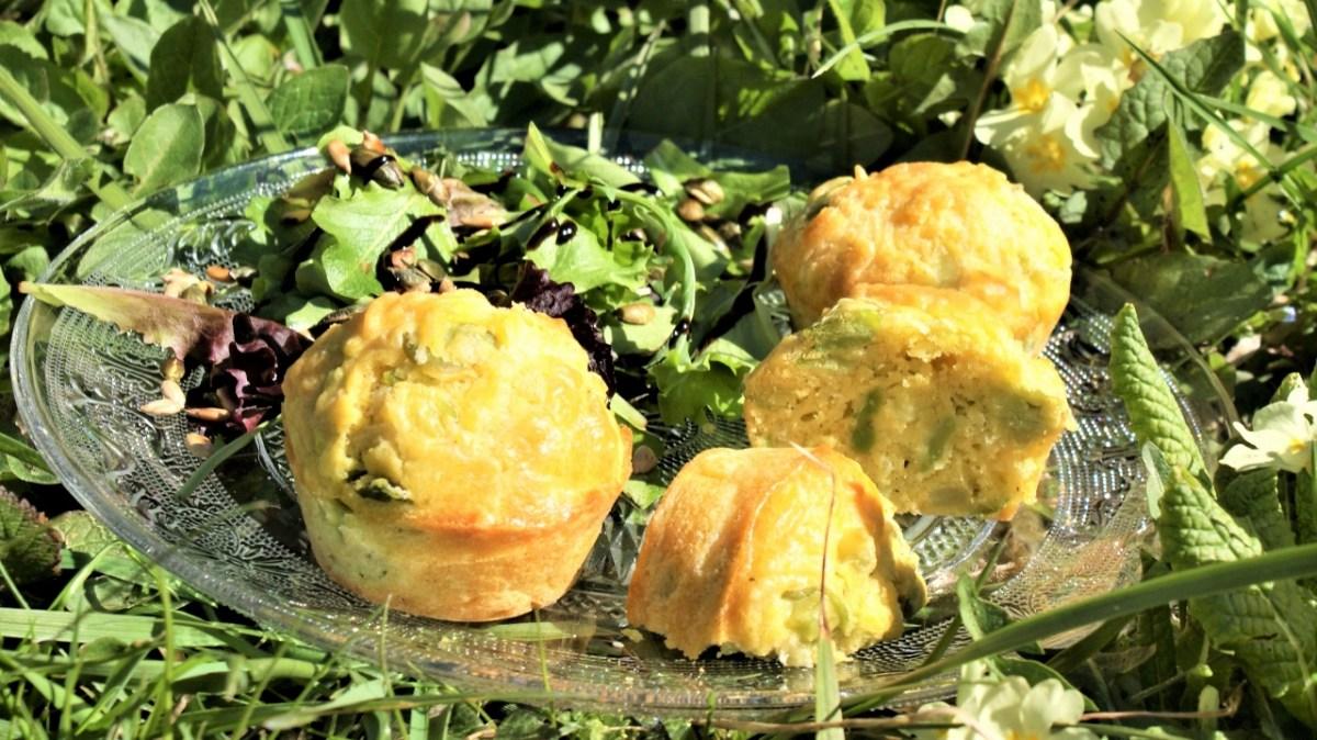 Muffins moelleux aux fèves