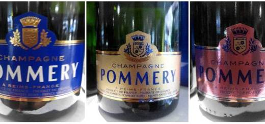champagnes pommery