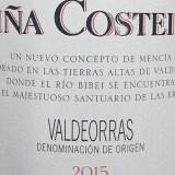 vina costeira mencia 2015
