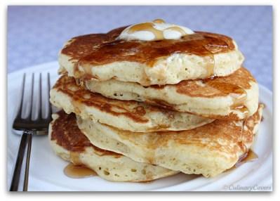 Favorite Pancake Recipes
