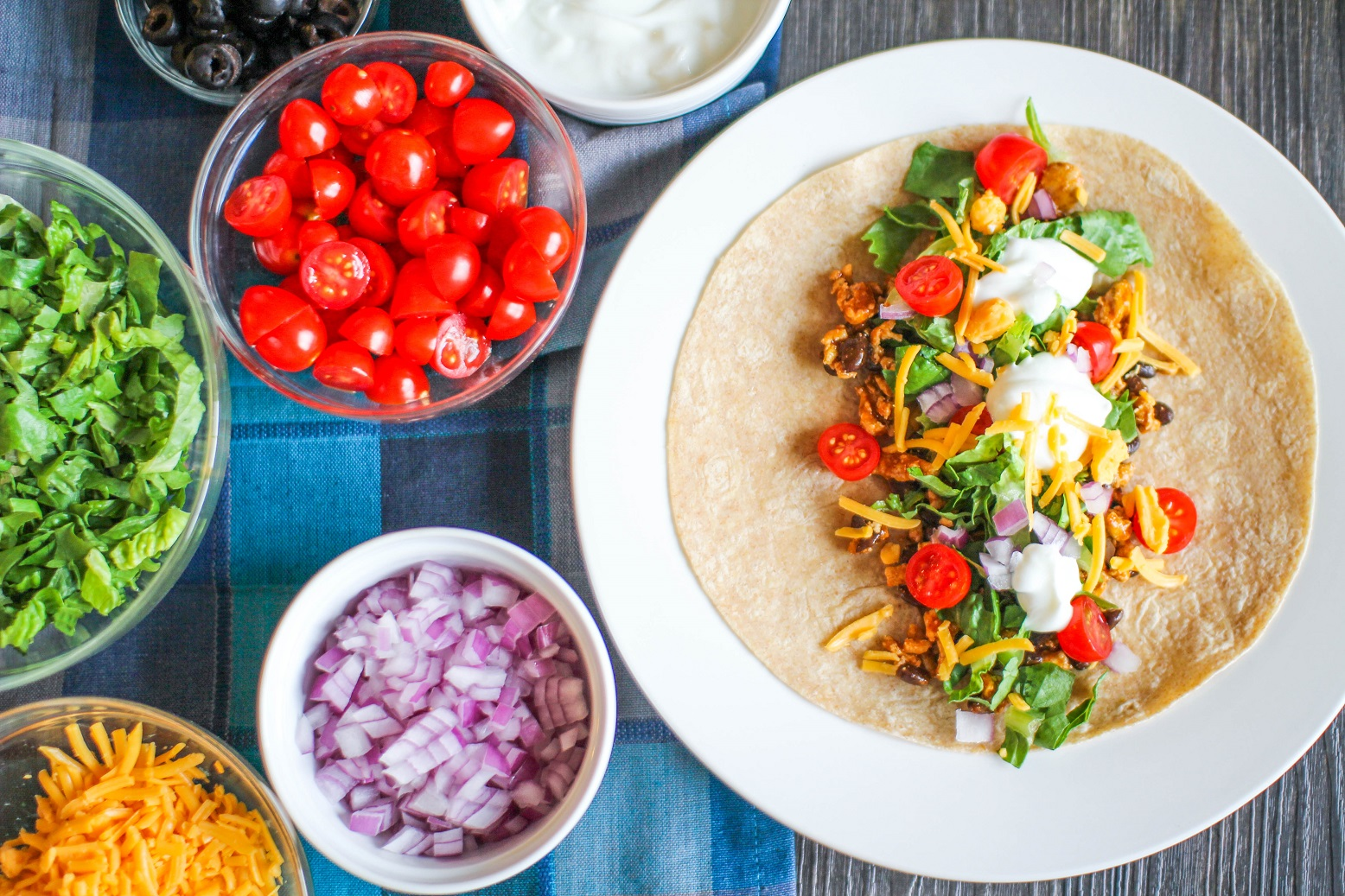 Fullsize Of Ground Turkey Tacos