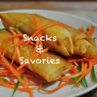 Recipes for Snacks