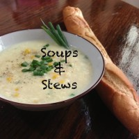 Recipes for Soups and Stews