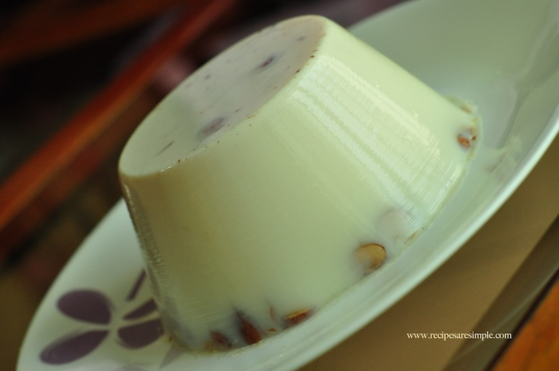 China Grass Pudding 2