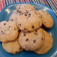 easy bisquick chocolate chip cookies