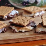 Nutella S'mores Recipe