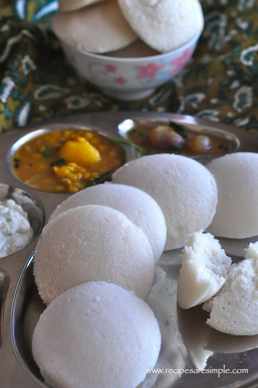 soft idli recipe