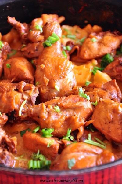 Hungarian Chicken Paprikash - Csirkepaprikas Recipe