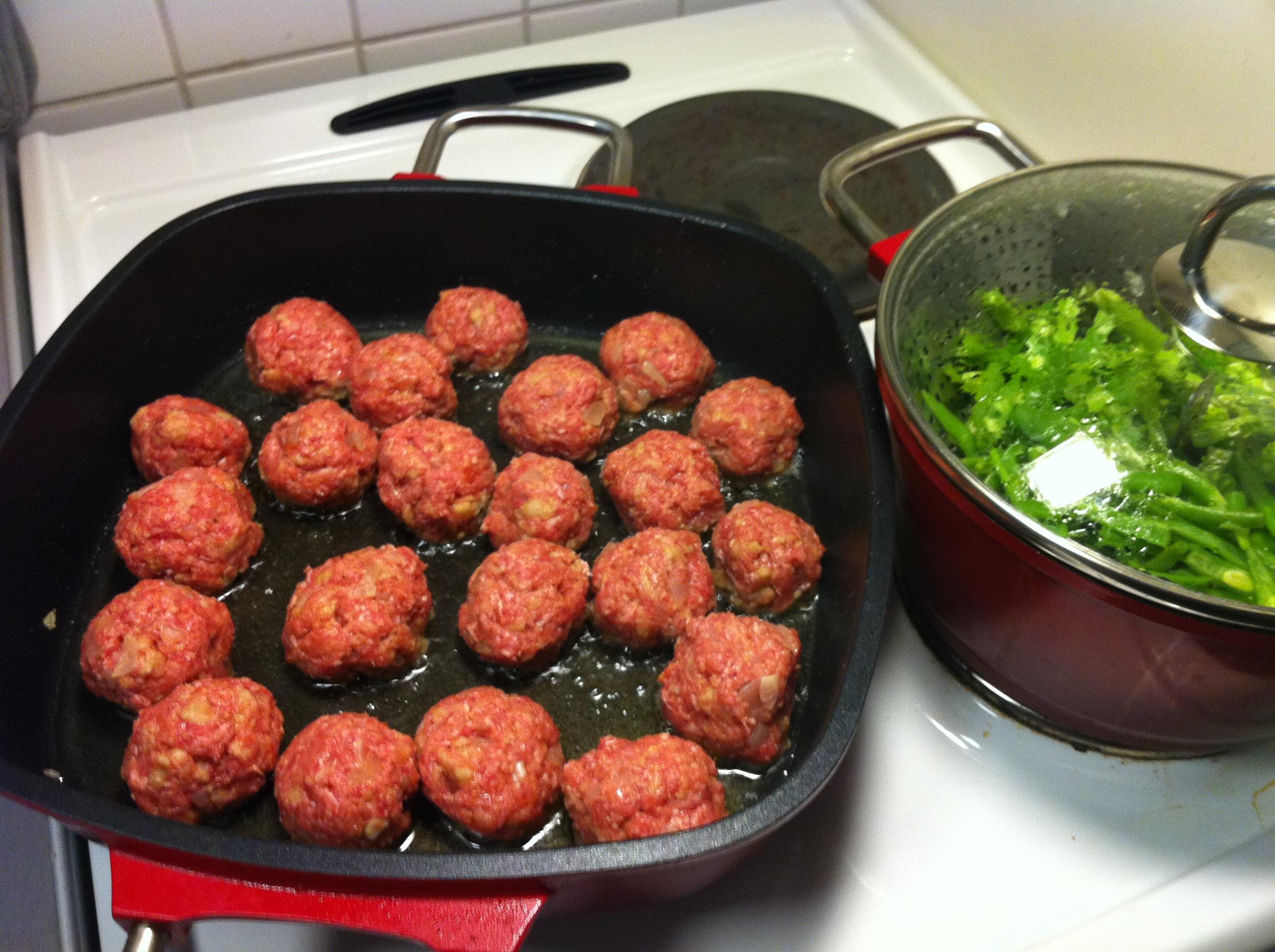 My Swedish Meatballs Recipes For Serena