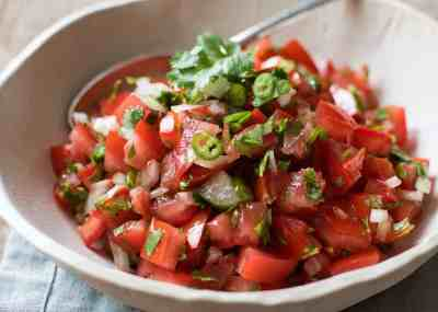 Pico de Gallo (Authentic Mexican Salsa) | RecipeTin Eats