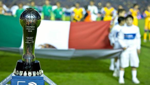 Liga MX Apertera Final 2015 [Photo: IMAGO7]