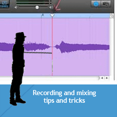 how to edit a vocal track