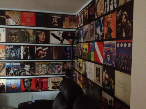 panoramic LP frames