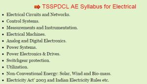 TSSPDCL AE Previous Papers   TSSPDCL Assistant Engineer AE Model Questions