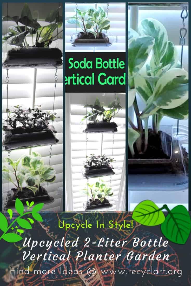 Fullsize Of Soda Bottle Vertical Garden