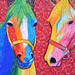 Candy Painted Horses