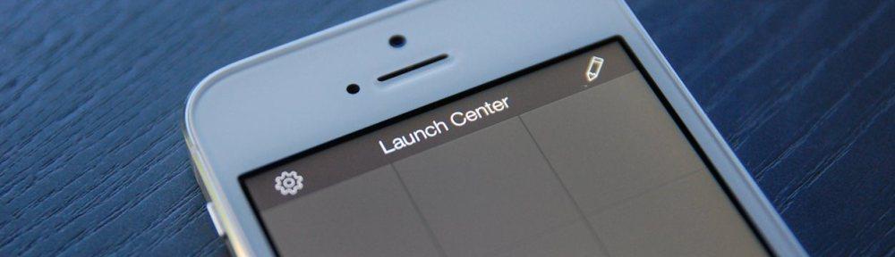 Launch Center Pro 6