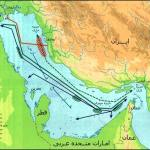 Tanker War map - The Iran-Iraq War 1980 - 1988 By Farzan Kermaninejad (Own work) GFDL or CC-BY-SA-3.0-2.5-2.0-1.0, via Wikimedia Commons