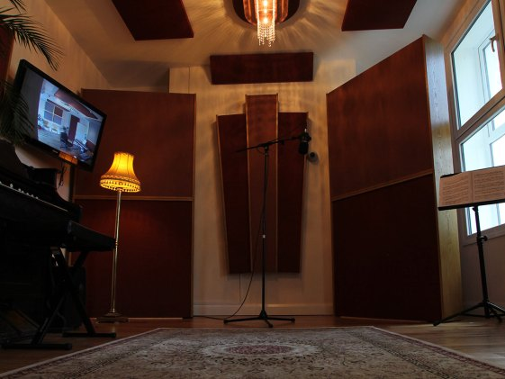 Studio Six at RedBox Recording Studios Belfast