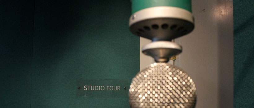Belfast vocal recording