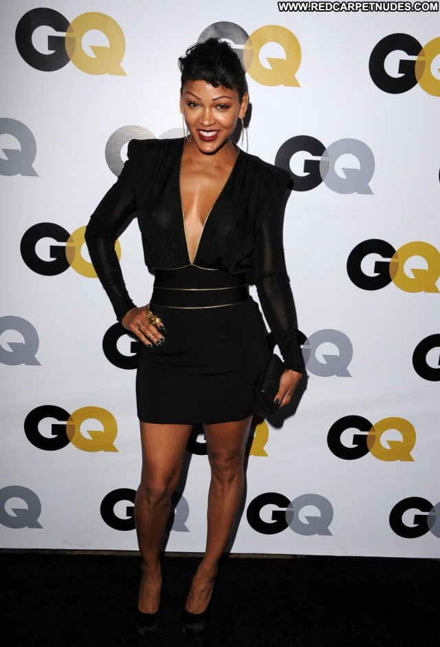 Meagan Good Gq Men Of The Year Party High Resolution Babe