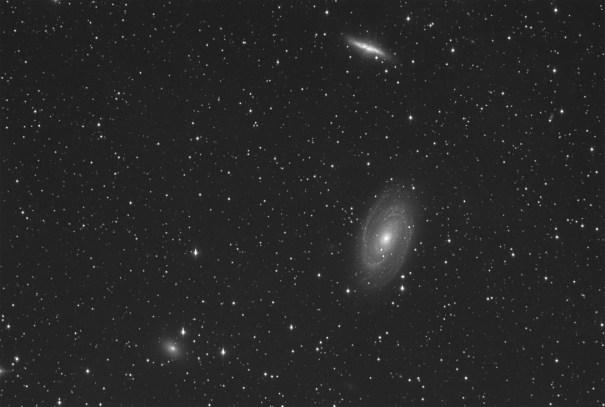 M81 & M82 image
