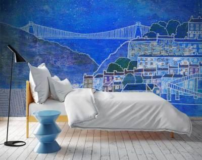 Custom Printed Wall Murals, Custom Wallpaper Printing