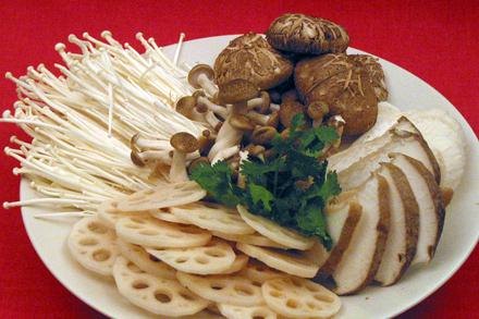 Mushrooms Platter