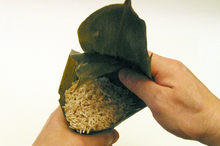 Wrapping Zongzi 3