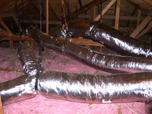 indoor duct