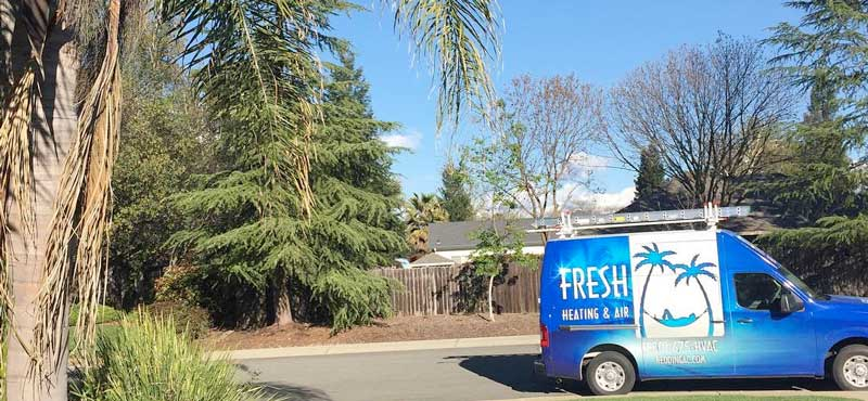 Fresh AC Redding HVAC Repair and Installation